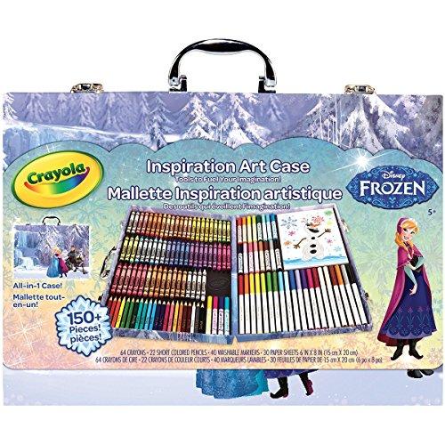 la reine des neiges mallette de l'artiste La Reine des Neiges Mallette de l'Artiste 61Slkq6TU 2BL