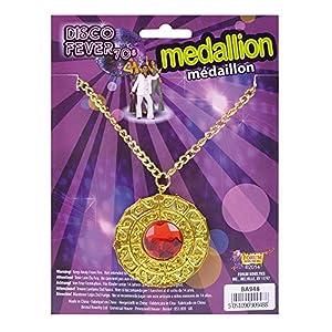 Jewelled Coin Medallion (accesorio de disfraz)