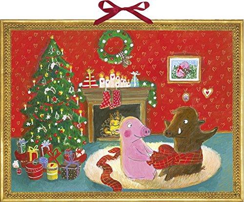 Rosalie & Trüffel im Weihnachtsfieber. Adventskalender