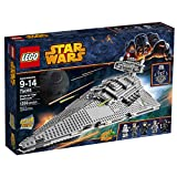 LEGO Star Wars 75055 Imperial Star Destroyer Building Toy (Discontinued by manufacturer) by LEGO