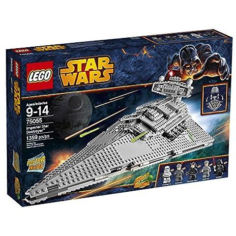 Lego Star Wars 75055 Imperial Star Destroyer + gratuit Darth