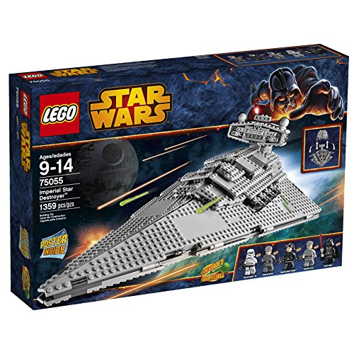 LEGO Star Wars 75055 Imperial Star...