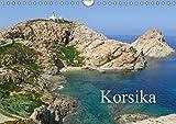 Korsika (Wandkalender 2018 DIN A4 quer): Bilder einer Insel (Monatskalender, 14 Seiten ) (CALVENDO Orte) [Kalender] [Apr 01, 2017] Watsack, Carsten