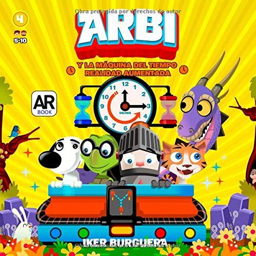 ARBI y la maquina del tiempo - Realidad Aumentada