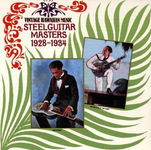 Vintage Hawaiian Music, Vol. 1: Steel Guitar Masters by Various Artists (1995-08-01)
