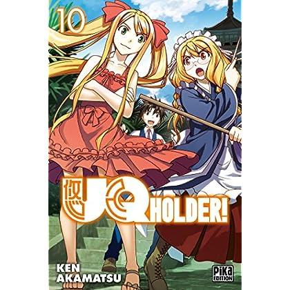 UQ Holder! T10