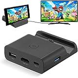 Powerextra Adattatore per Nintendo Switch - Sostituzione Dock per TV Docking Station per Nintendo Switch con Adattatore TV da