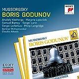Mussorgsky: Boris Godunov. Sony Classical Opera