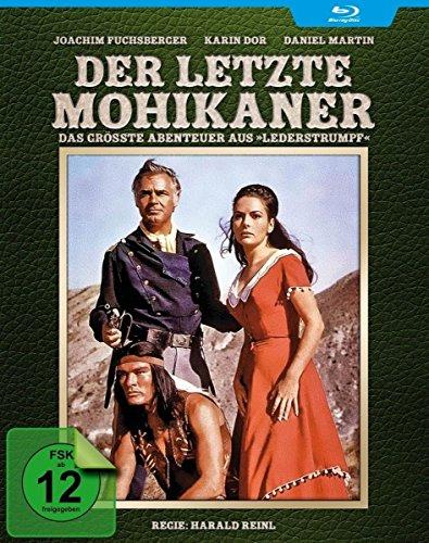 Bild von Der letzte Mohikaner [Blu-ray]