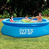 Intex Easy Set Aufstellpool, blau, Ø 305 x 76 cm