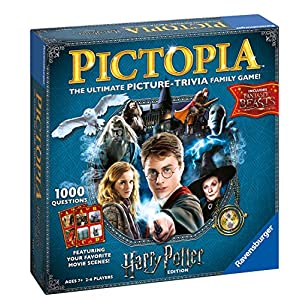 Ravensburger UK 26293 Ravensburger Pictopia-The Picture Trivia Game for Kids & Adults Age 7 Years and Up for Any Harry Potter Fan