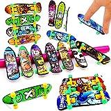 German Trendseller 12 x Fingerskateboard - für Kinder - NEU - ┃Kindergeburtstag ┃ Mitgebsel ┃ 12 Stück