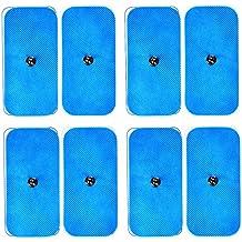 BLUETENS - ELEC0801 - Pack de 8 electrodes M