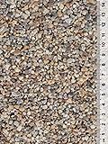 Fugensplitt, braun-beige, 2,5-5mm, schöner Fugensplitt mit natürlicher Farbe, für Fugen von mittlerer Breite, in praktischen 20kg Säcken - Mindestbestellmenge 15 Stück