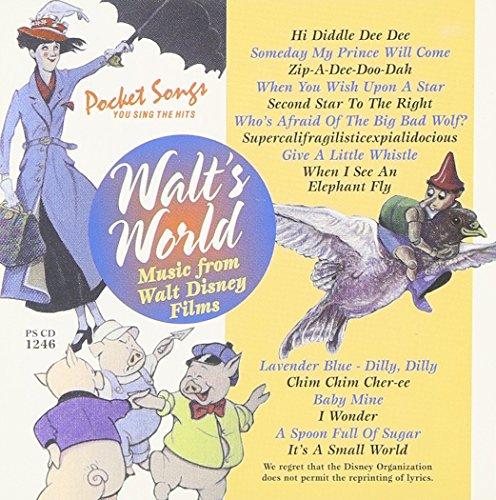 Preisvergleich Produktbild Walt's World-Disney Films