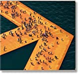 Christo and Jeanne-Claude. The floating piers. Project for lake Iseo, Italy 2014-2016. Ediz. italiana e inglese
