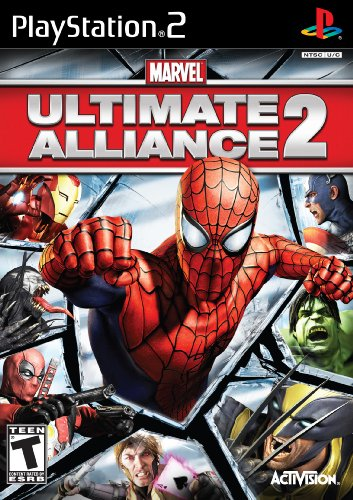 Marvel Ultimate Alliance 2 [DVD de Audio]