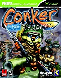 Conker: Live and Reloaded (Prima Official Game Guide) by David Hodgson (2005-06-21)
