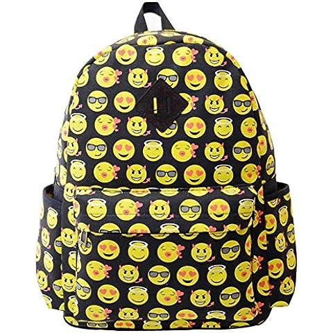 Ushang–Zainetto a spalla per bambini con emoticon