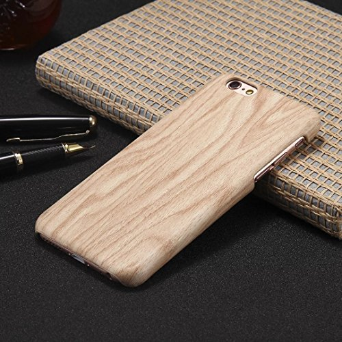 iPhone Case Cover iPhone 5 5S Abdeckungs-Fall, Traditionelle Schöne Holz-Korn-Muster-Abdeckung iPhone 5 5S ( Color : G , Size : Phone 5 5S ) D