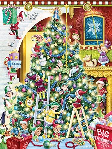 Trimmen der Baum Jigsaw Puzzle 550 Teile