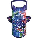 Grandi Giochi- GG76153, Pj Masks Quartier Generale Pasta da Modellare, Multicolore