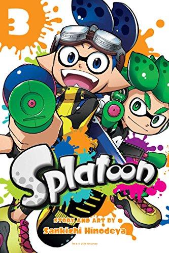 Splatoon, Vol. 3 (Versión en Inglés)