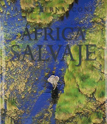 África salvaje (Arte y Foto) por Alex Bernasconi
