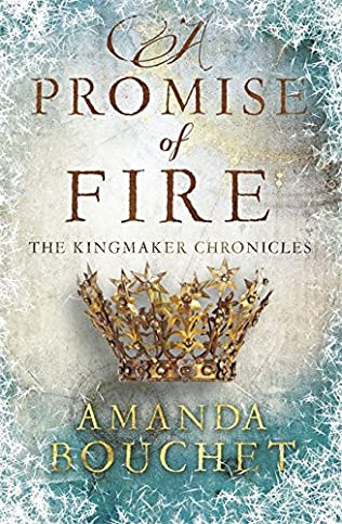 book cover of A Promise of Fire