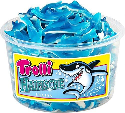 Trolli Haifische