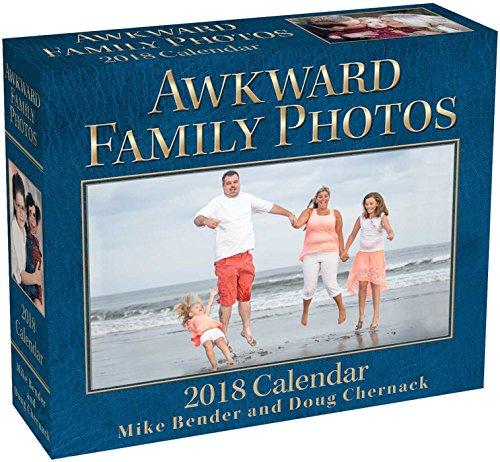 Awkward Family Photos 2018 Calendar