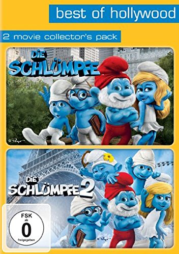 Best of Hollywood - 2 Movie Collector's Pack: Die Schlümpfe/Die Schlümpfe 2 [2 DVDs]