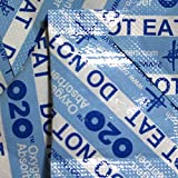 20cc Oxygen Absorbers - - For Beef Jerky or Dehydrated Foods by Fresherpack Ltd by Fresherpack