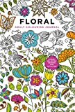 Adult Colouring Journal: Floral