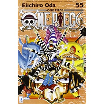 One Piece. New Edition: 55
