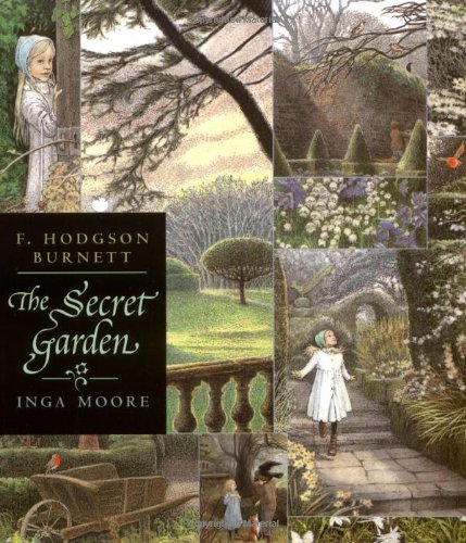 Secret Garden  The                 by FRANCES HODGSON BURNETT; INGA MORE