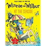 Winnie and Wilbur at the Seaside (Paperback & CD) by Valerie Thomas (2016-09-01)