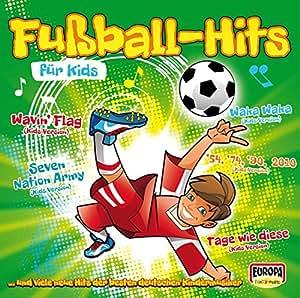 Fußball Hits für Kids – Various