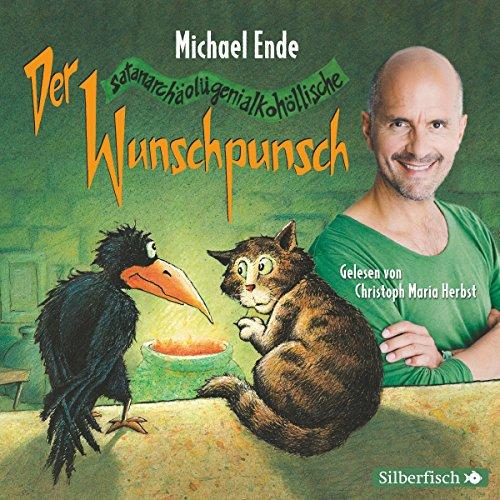 Buchseite und Rezensionen zu 'Der Wunschpunsch' von Michael Ende