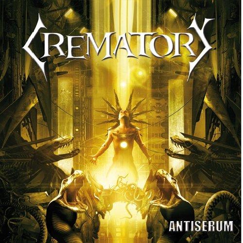 Crematory: Antiserum (Ltd.Digi) (Audio CD)