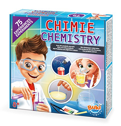 BUKI 8363EU - Química 75 experimentos