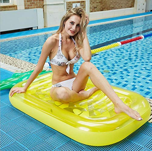 ghc Wasser Lounge Sessel Pool Schwimmendes Bett Aufblasbare Wasserliege Hängematte Float Ball Pool Otter Lounge Details -