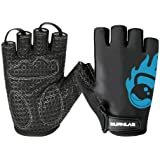 Burnlab Flex Gym Gloves for Men and Women - Ideal for Weightlifting, Cycling, Crossfit, Offers Good Grip and Soft…