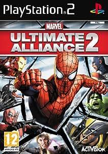 Marvel Ultimate Alliance 2 (PS2)