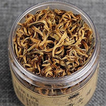 Yunnan-Fengqing-Dianhong-Tee-schwarzer-Tee-40g-009lb-Chinesischer-Kung-Fu-cha-roter-Honig-Duft-gold-Knospen-groe-Bltter-Bio-Tee-Roter-Tee-Dian-Hong-Tee-Grnes-Essen