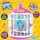 Little Live Pets Series 3 Bird Cage - Funky Feathers