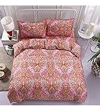 Bettbezug Set, Morbuy Böhmisch Klassisch Muster 4 tlg - Best Reviews Guide