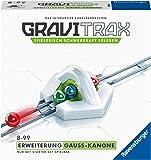 Ravensburger GraviTrax Erweiterung Gauß-Kanone - Ideales Zubehör für spektakuläre Kugelbahnen, Konstruktionsspielzeug…