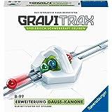 Ravensburger GraviTrax rozszerzenie wyrzutnia – idealne akcesorium do spektakularnych torów kulowych, zabawka konstrukcyjna d
