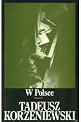 W Polsce: Powiesc (Polish Edition) Paperback
